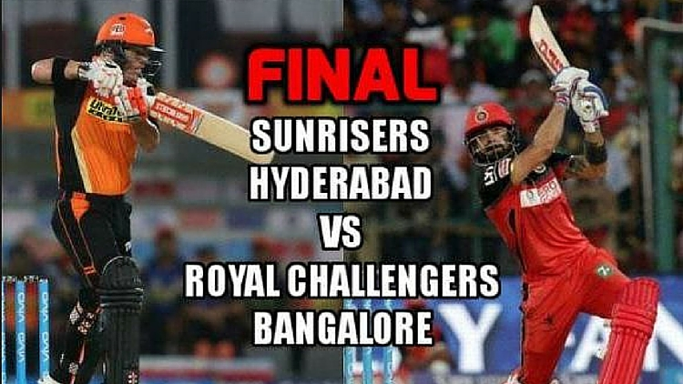Royal Challengers Bangalore Clash Against Sunrisers Hyderabad for