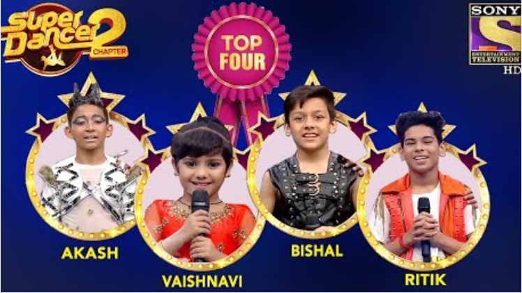 Sony's Spectacular Super Dancer Chapter 2 Grand Finale on
