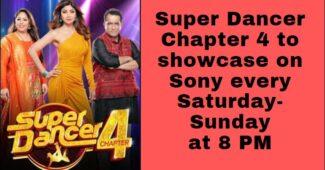 Super Dancer - Kids Dance Reality Show
