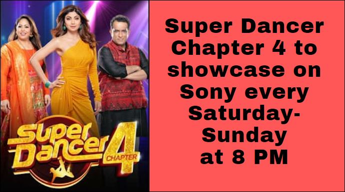 Super Dancer - Kids Dance Reality Show