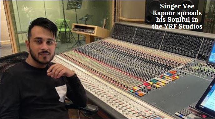 Singer Vee Kapoor